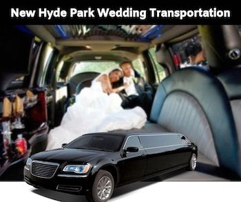 New Hyde Park Wedding Limo Shuttle Transportation