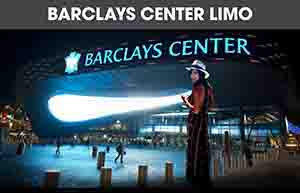Barclays Center Limo Service (Brooklyn NY)