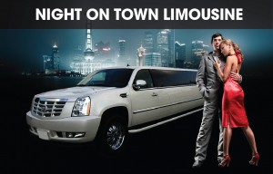 Night On Town Limousine