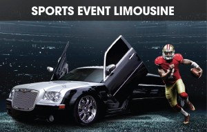 Sporting Event Limo Transportation in Long Island NY