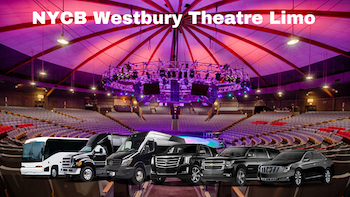 Limo Service for NYCB Theatre at Westbury