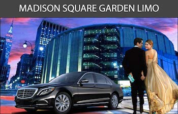 Madison Square Garden Limo Service