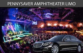 Pennysaver Amphitheater Limo Service