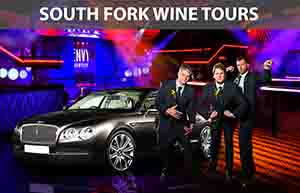 South Fork Wine Tours