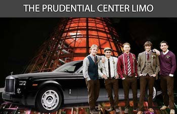 The Prudential Center New Jersey Limo Rental