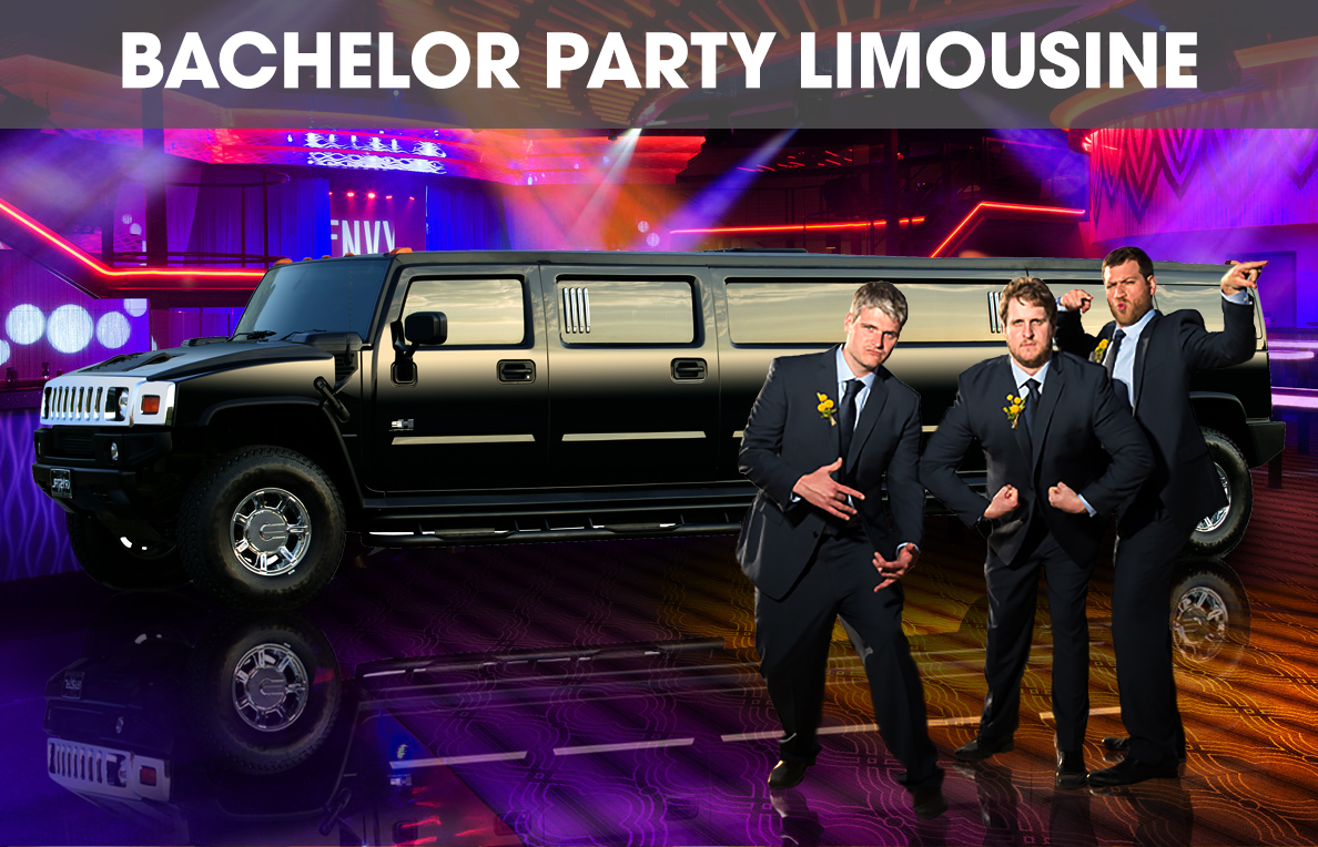 Bachelor-Party-Limousine