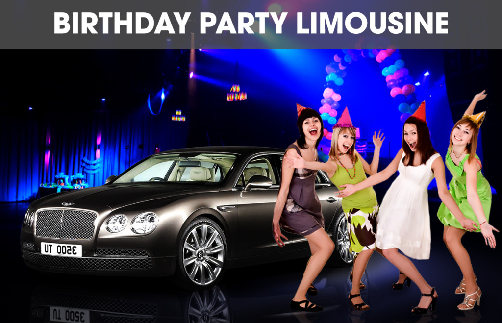 Birthday Party limousine long island nyc