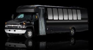 Garden City party bus service