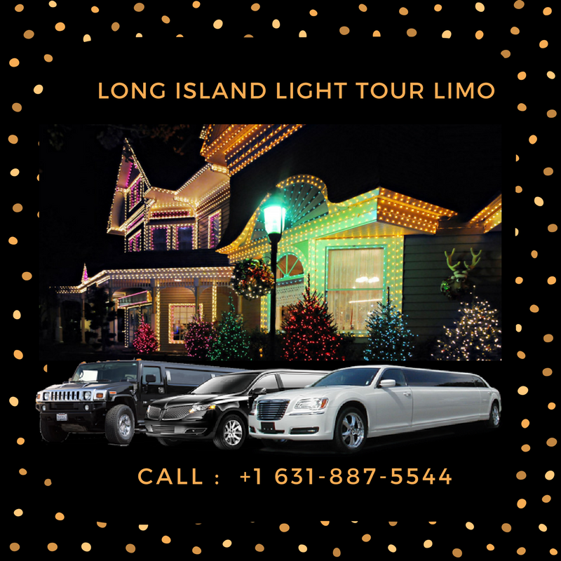 long island light tour limo