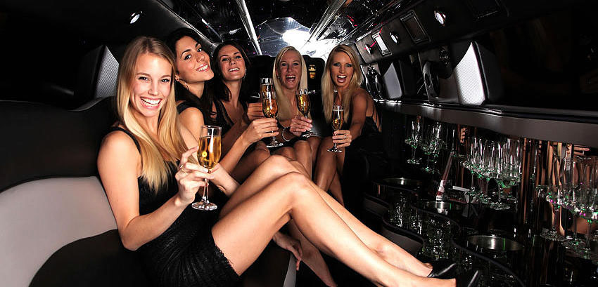 Bachelorette party nyc limo