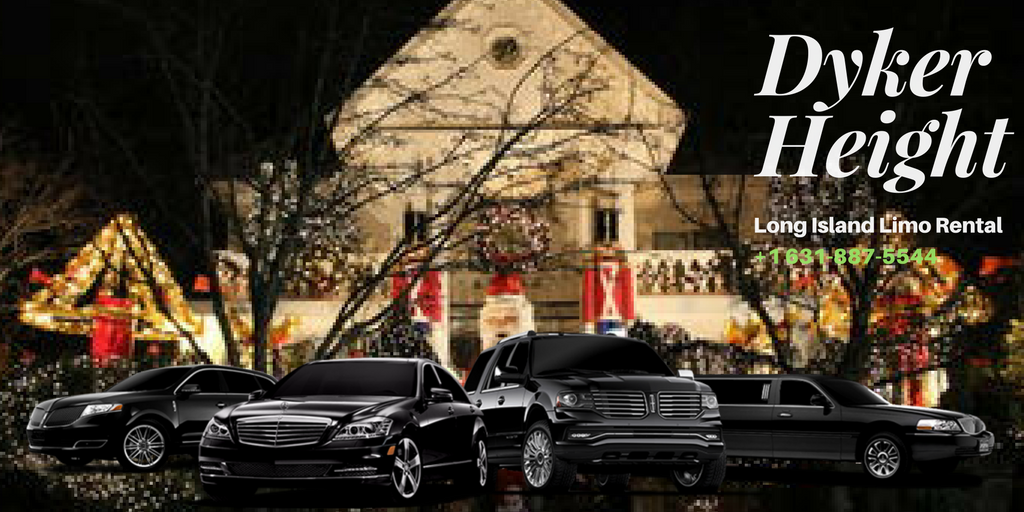 Dyker Heights Christmas Limo Light Tour