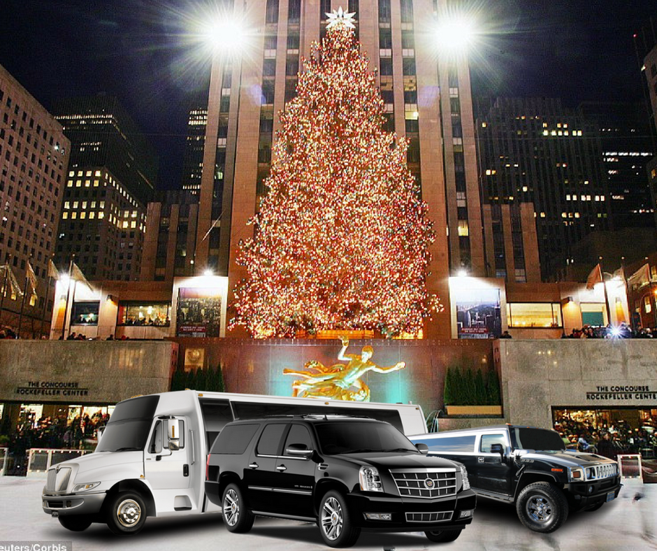Manhattan Holiday christmas Limo Lighttour