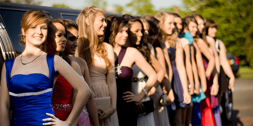 prom limo service in long island new york