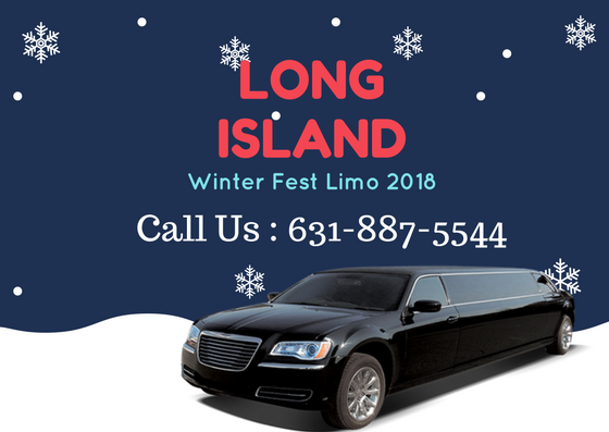 long island winterfest limo