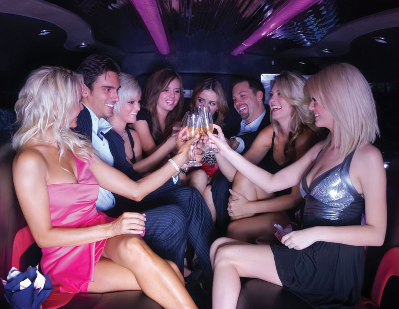 Bachelorette Party Limo Long island nyc package