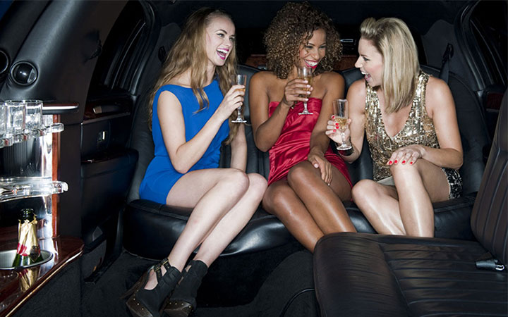 Bachelorette Party limo price nyc