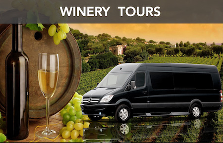limo wine tour packages