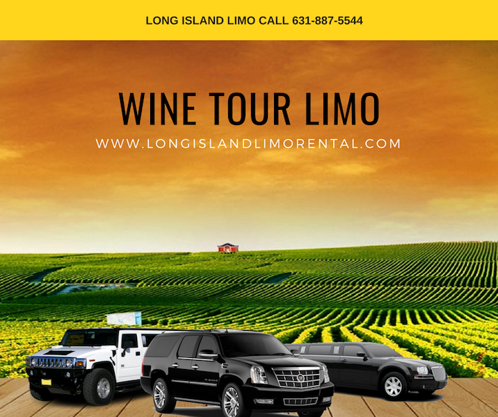 wine tour limo long island ny