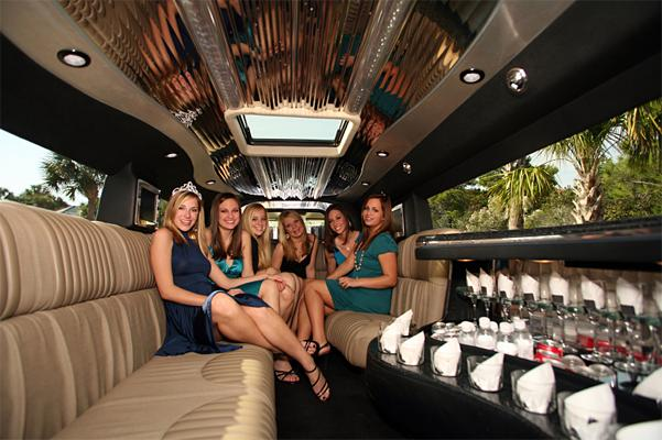 long island prom party bus pricing