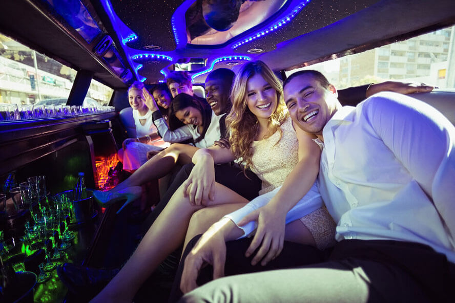 bachelorette Bachelor Party Limo