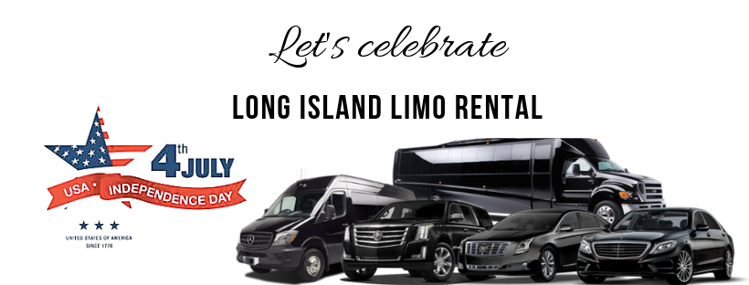 Long Island Limo Service for 4th of July Independence Day in New York