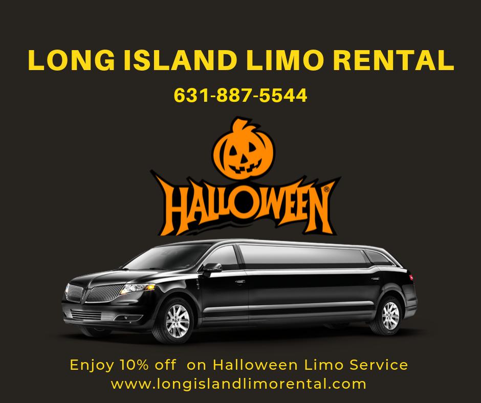 Halloween 2020 Rental 2020 Halloween Long Island Limo Service   Long Island Limo Rental