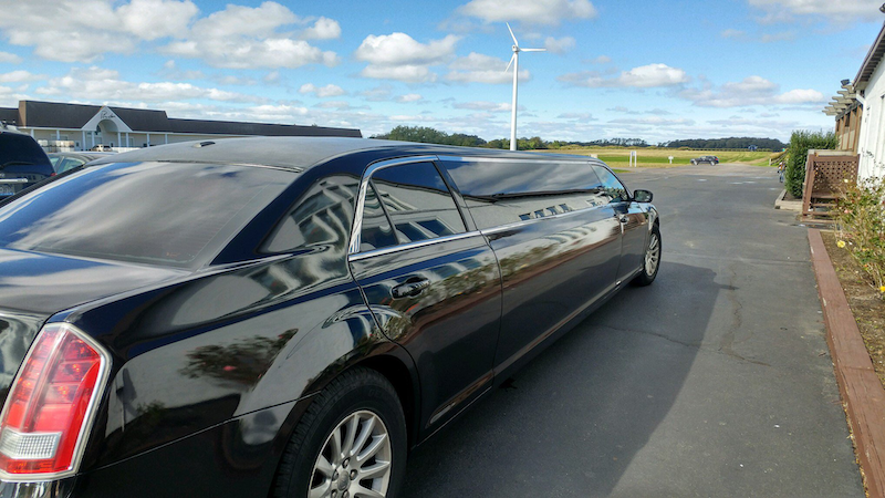 limo service to bethpage state park golf