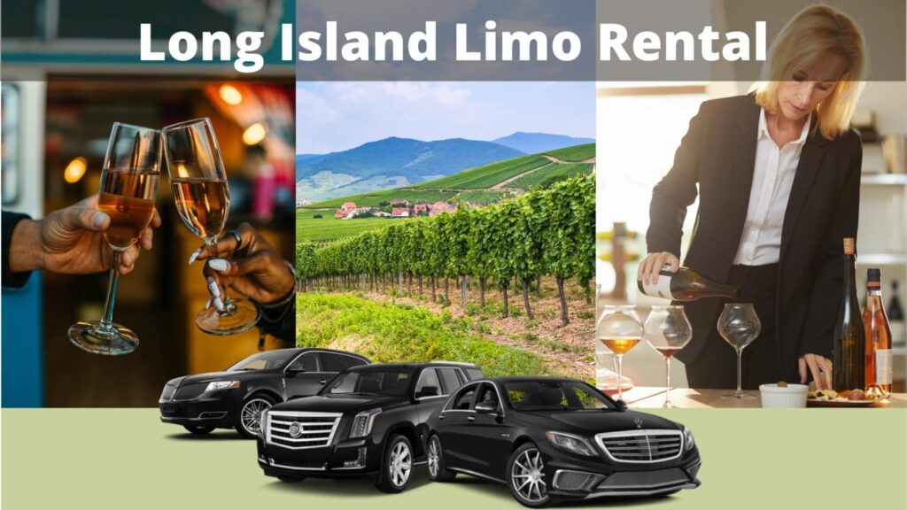 Plan a North Fork Wine Tour Tasting in Sprinter Van Rental