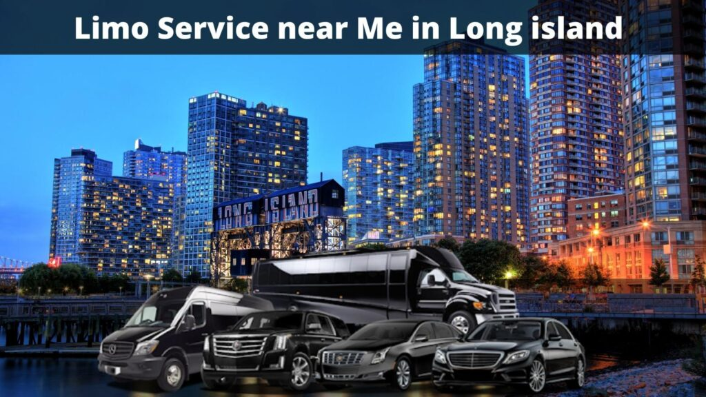 Limo Service near Me in Long island